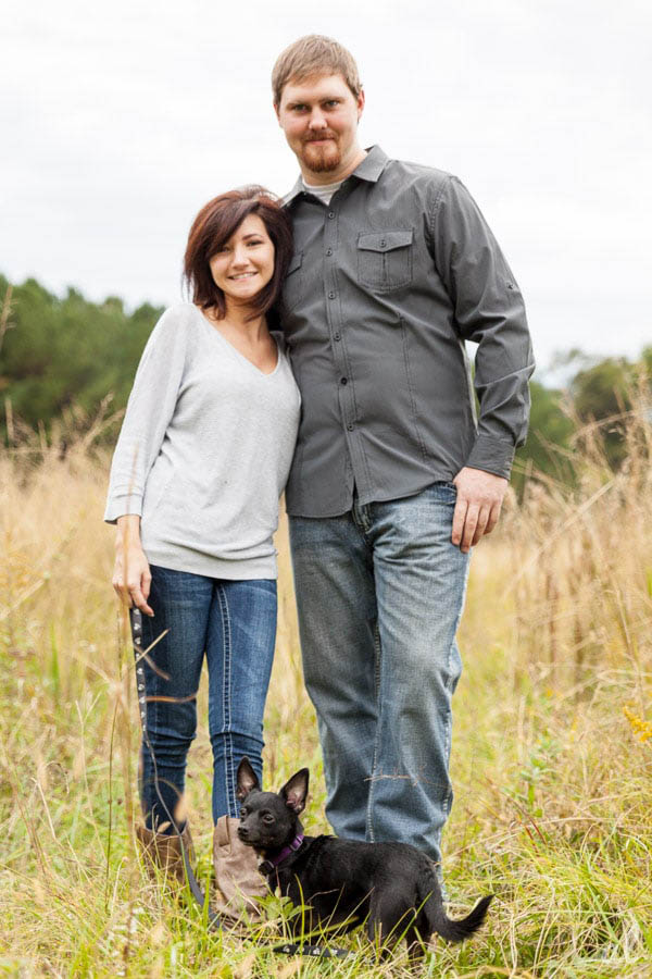 Britini and Dustin Engagament Session | Hoover, Alabama-37