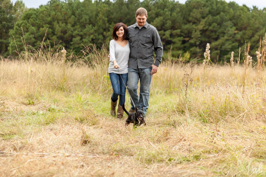 Britini and Dustin Engagament Session | Hoover, Alabama-38