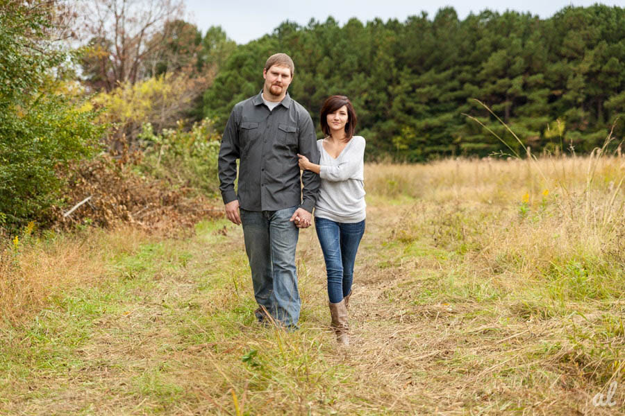 Britini and Dustin Engagament Session | Hoover, Alabama-40