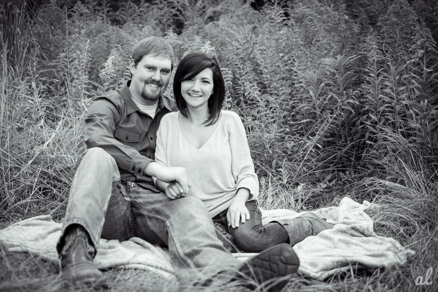 Britini and Dustin Engagament Session | Hoover, Alabama-44