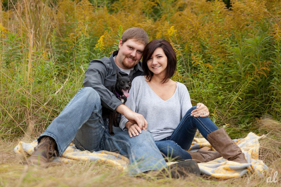 Britini and Dustin Engagament Session | Hoover, Alabama-48