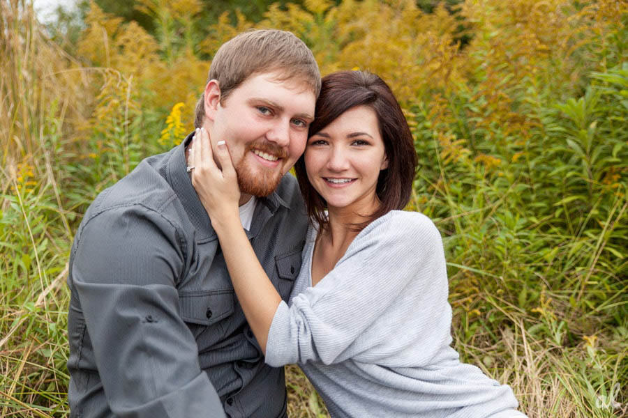 Britini and Dustin Engagament Session | Hoover, Alabama-55