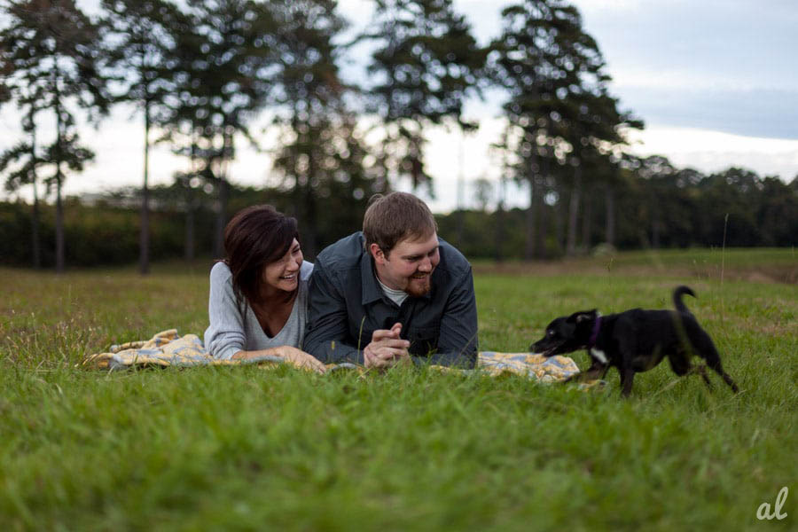 Britini and Dustin Engagament Session | Hoover, Alabama-61