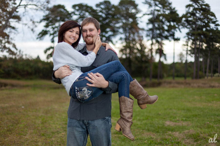 Britini and Dustin Engagament Session | Hoover, Alabama-67