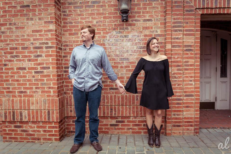 Marcus + Nancy Engagament Sesson | Morris Avenue | Birmingham Alabama-10