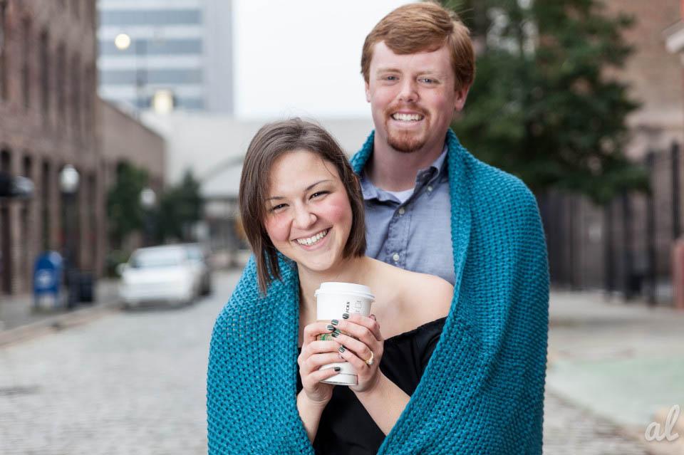 Marcus + Nancy Engagament Sesson | Morris Avenue | Birmingham Alabama-11