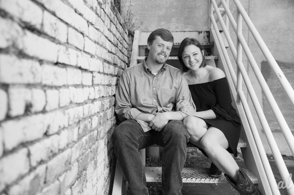 Marcus + Nancy Engagament Sesson | Morris Avenue | Birmingham Alabama-14