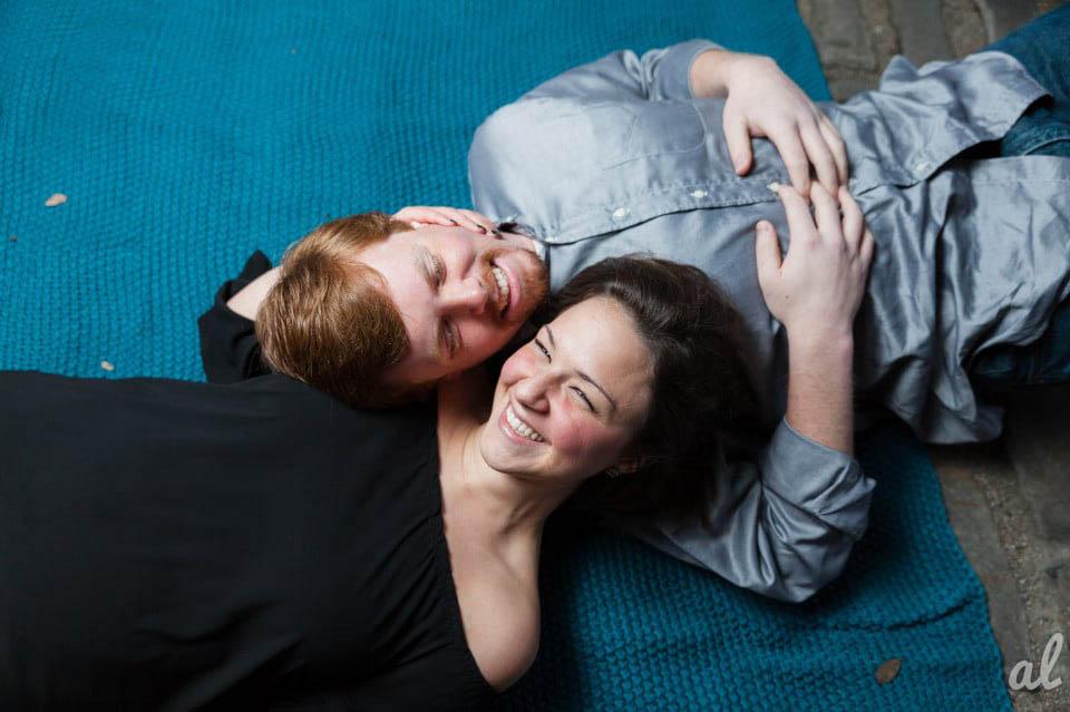 Marcus + Nancy Engagament Sesson | Morris Avenue | Birmingham Alabama-15