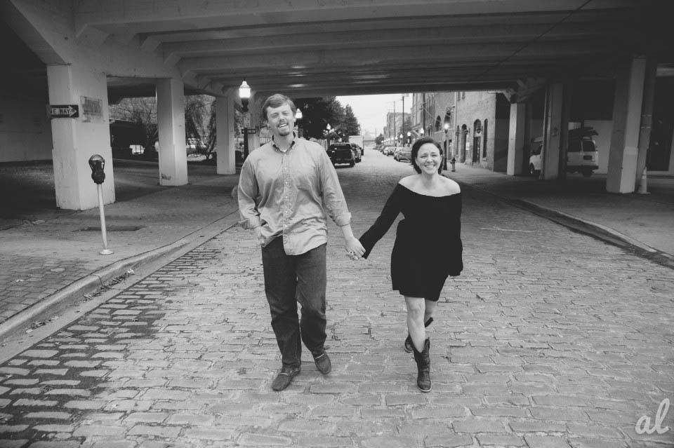 Marcus + Nancy Engagament Sesson | Morris Avenue | Birmingham Alabama-22