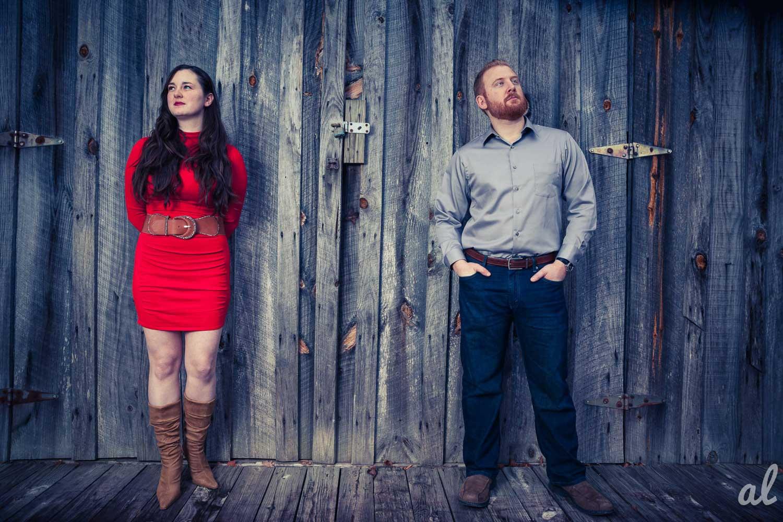 Tyler and Luke | Engagement |Tannehill State Park-11