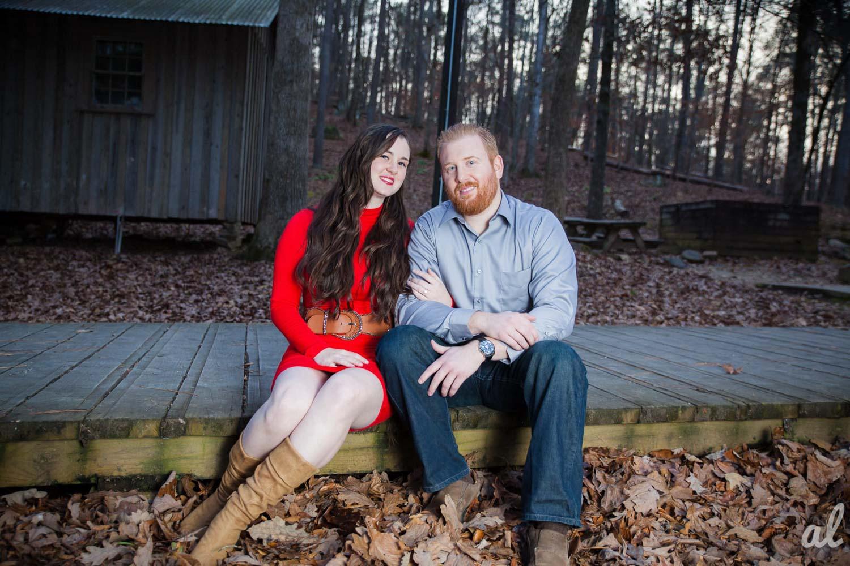 Tyler and Luke | Engagement |Tannehill State Park-13