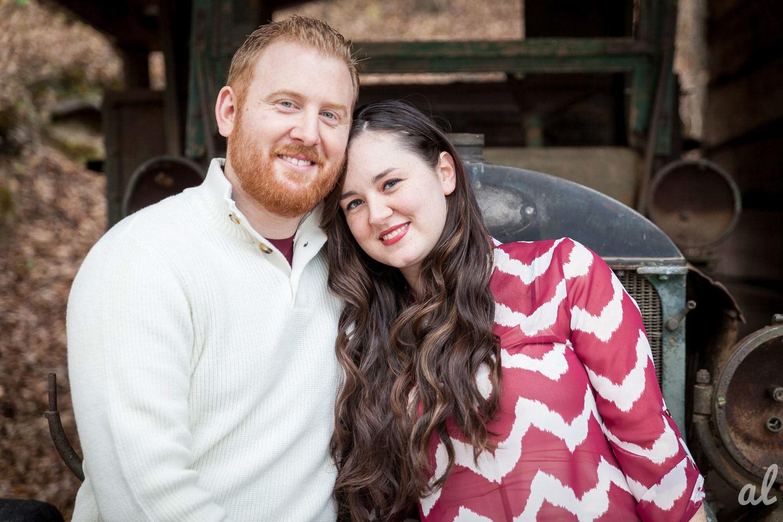 Tyler and Luke | Engagement |Tannehill State Park-4