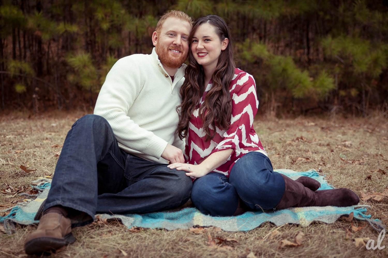 Tyler and Luke | Engagement |Tannehill State Park-5