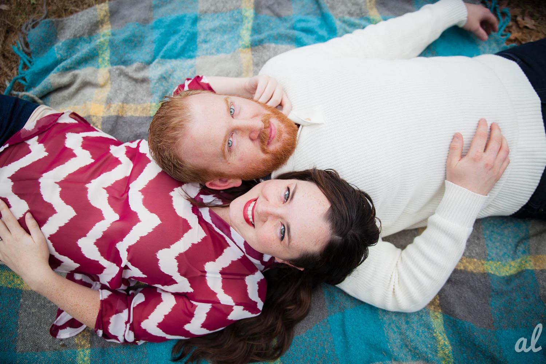 Tyler and Luke | Engagement |Tannehill State Park-7