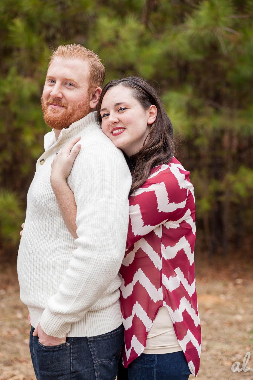 Tyler and Luke | Engagement |Tannehill State Park-8