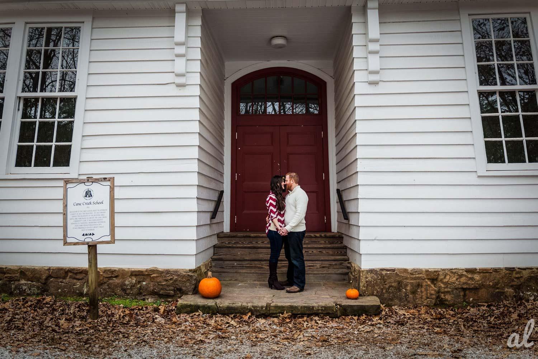 Tyler and Luke | Engagement |Tannehill State Park-9