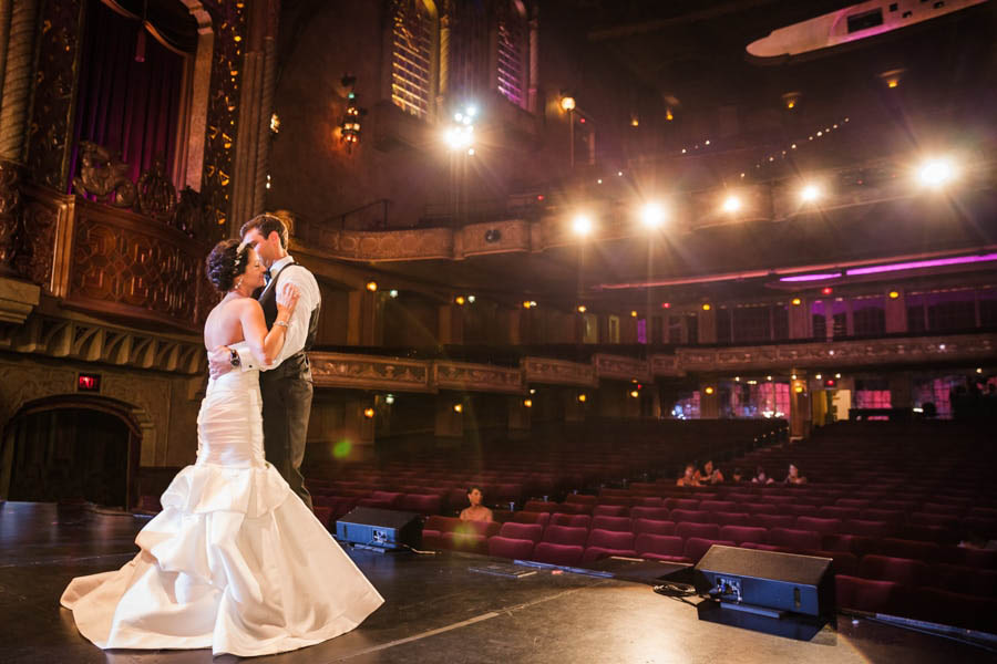 Alabama Theatre Wedding1