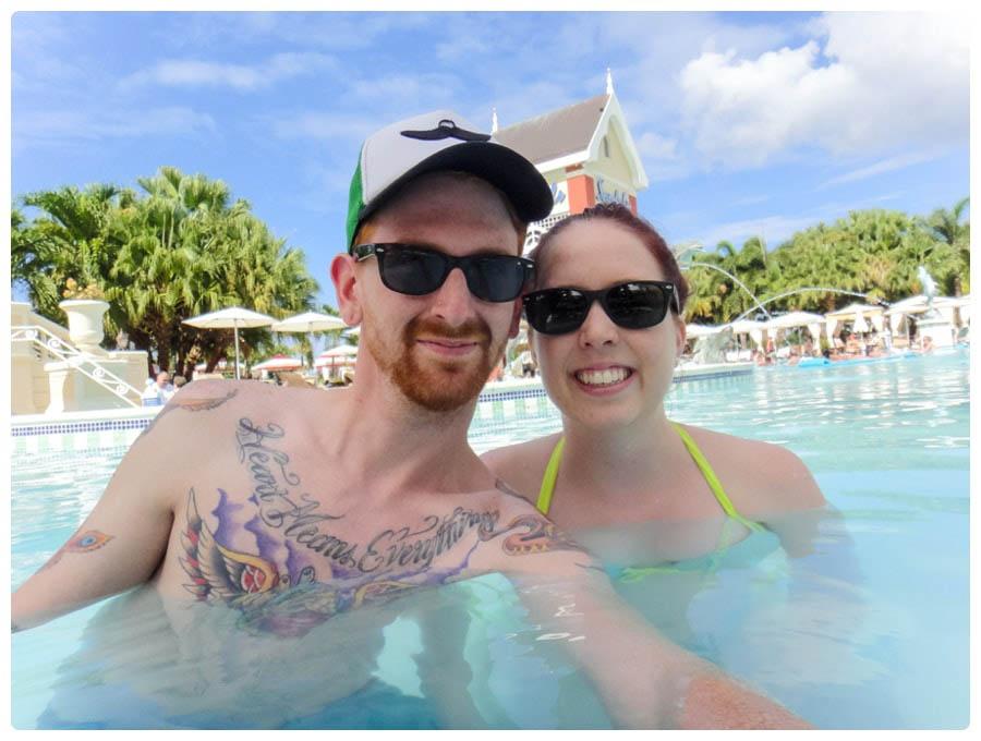 Sandals Ocho Rios, Jamaica- Honeymoon 14