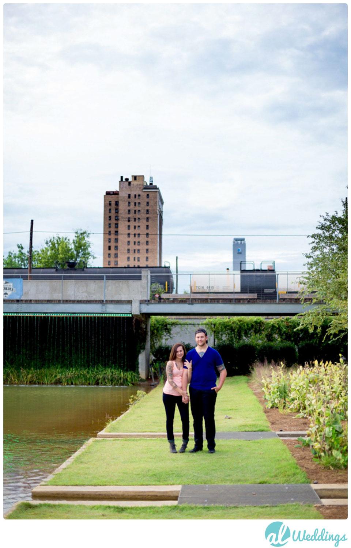 Birmingham,engagement,railroad park,