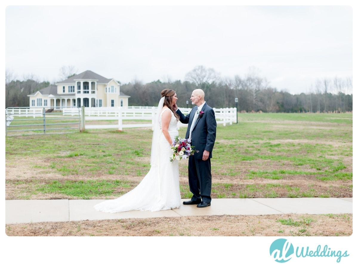Devon + Matt | Hampton Cove Wedding Plantation12