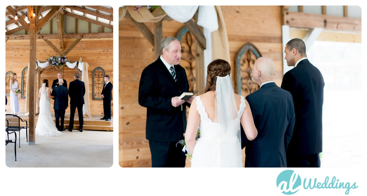 Devon + Matt | Hampton Cove Wedding Plantation4