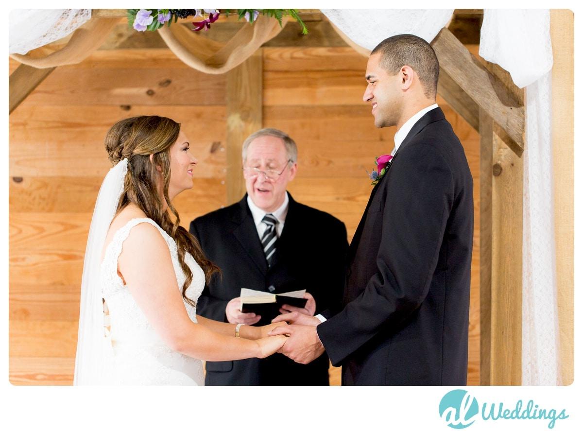 Devon + Matt | Hampton Cove Wedding Plantation6