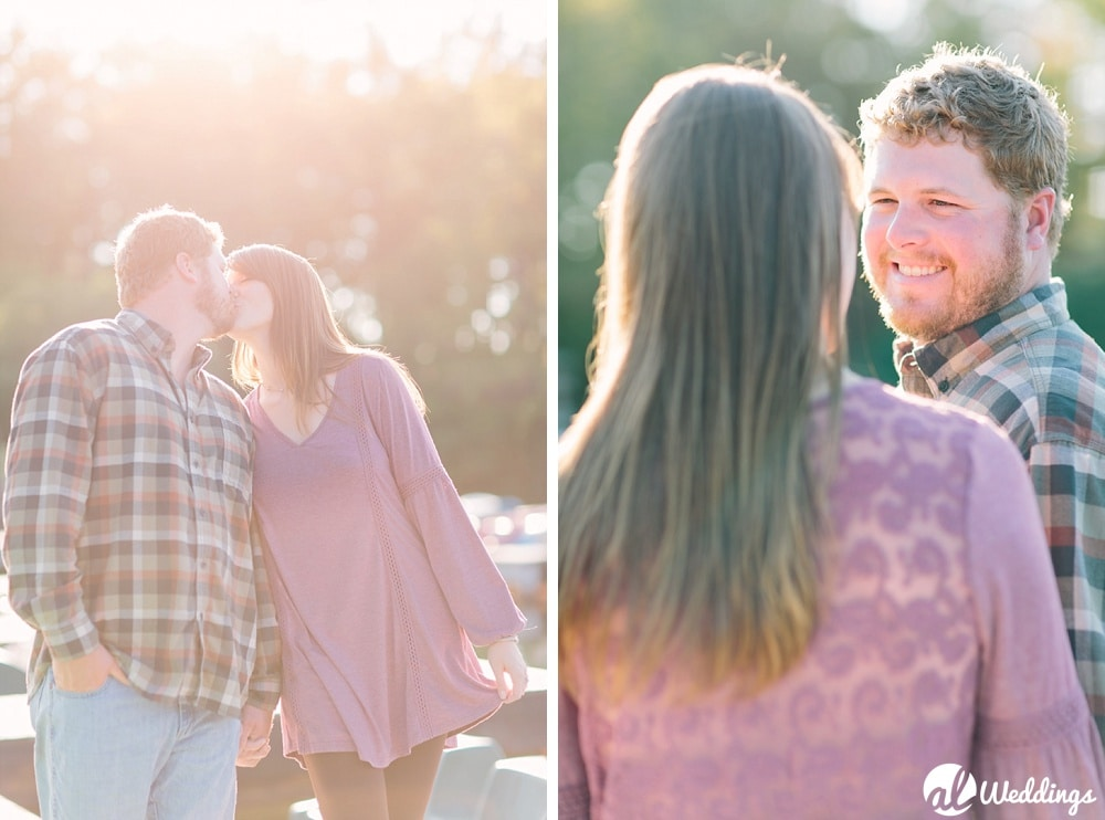 Lindsay + Keifer Engagement
