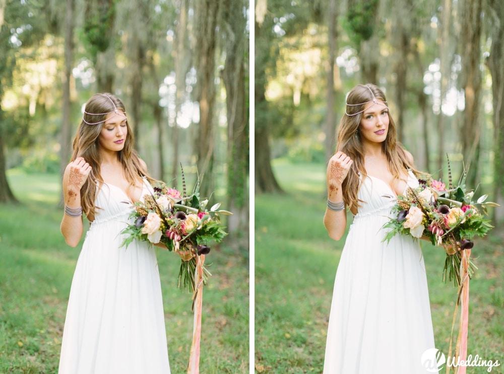 Bohemian Styled Shoot Birmingham Wedding Photographer-16