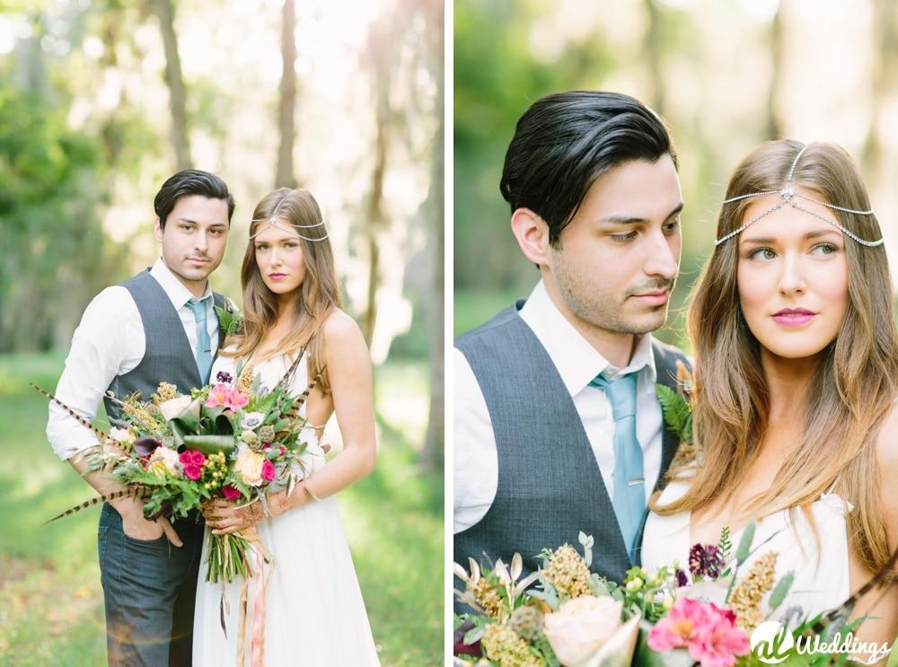 Bohemian Styled Shoot Birmingham Wedding Photographer-33