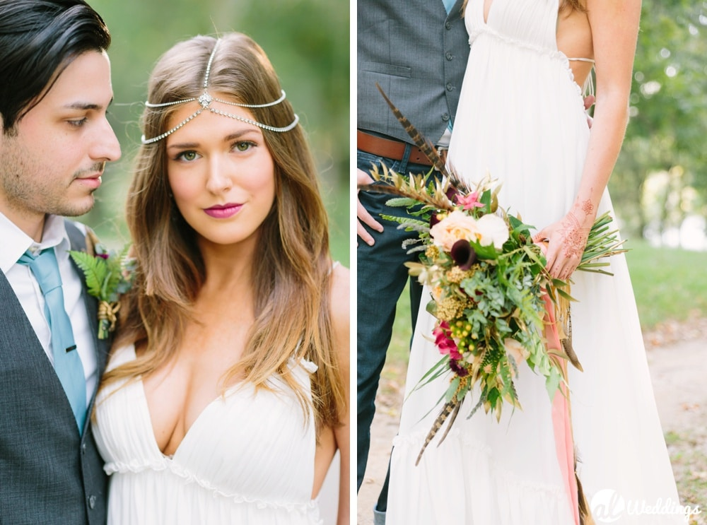 Bohemian Styled Shoot Birmingham Wedding Photographer-37