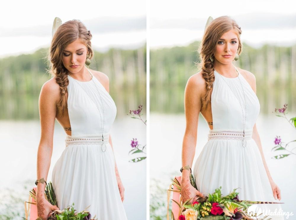 Bohemian Styled Shoot Birmingham Wedding Photographer-8