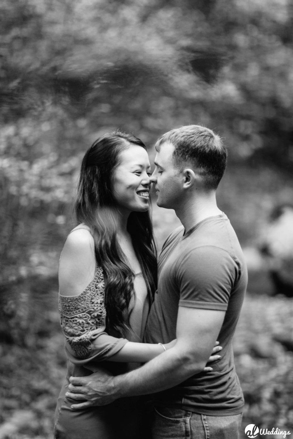 Mabel + Sting Oak Mountain Engagement Session 11