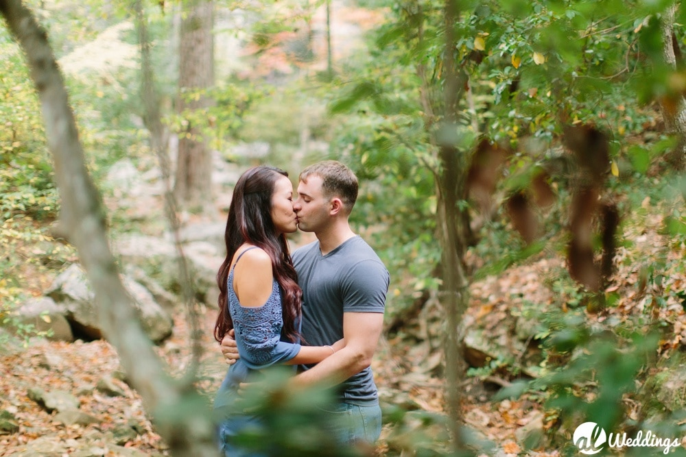 Mabel + Sting Oak Mountain Engagement Session 12