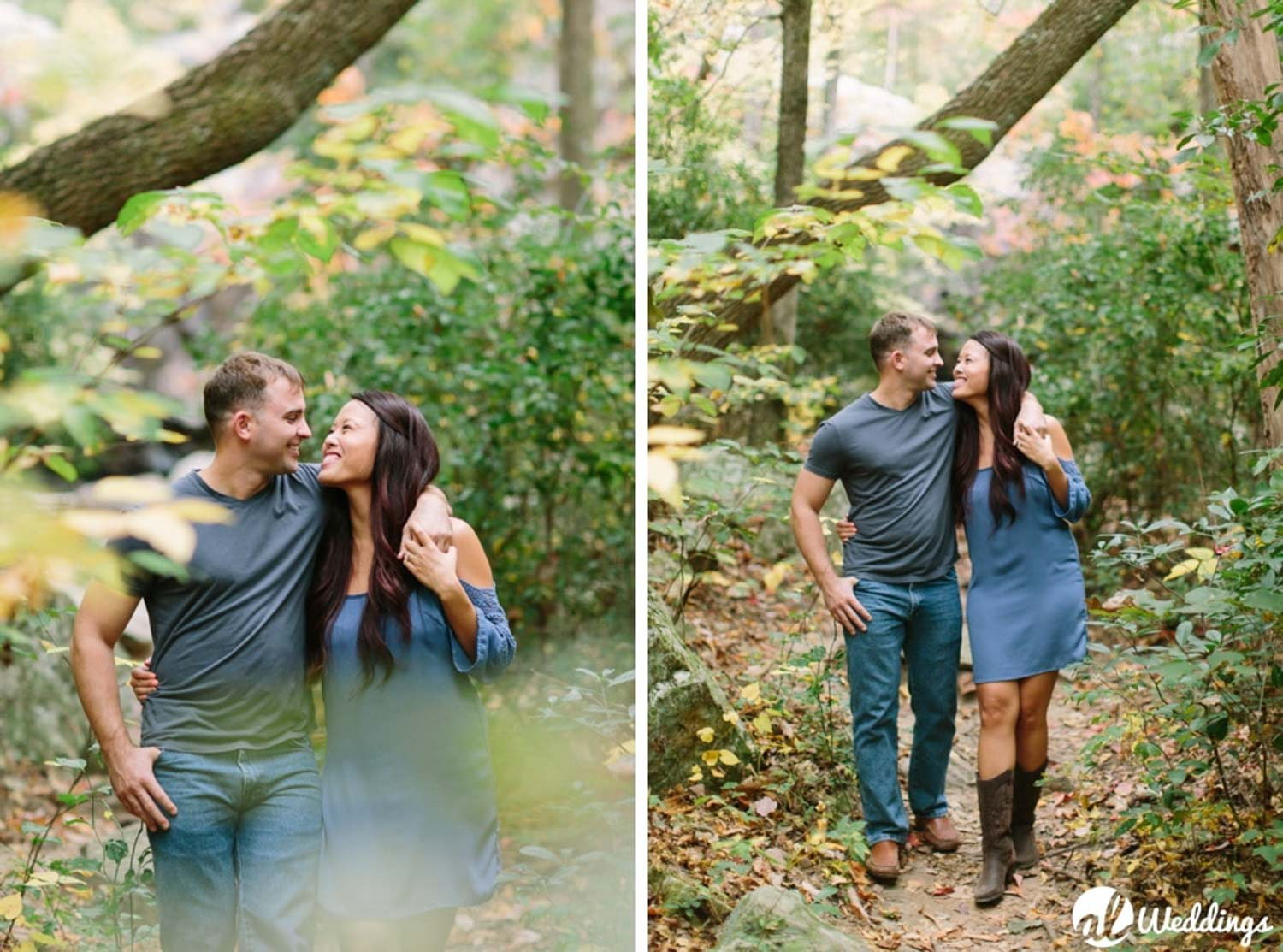 Mabel + Sting Oak Mountain Engagement Session 13