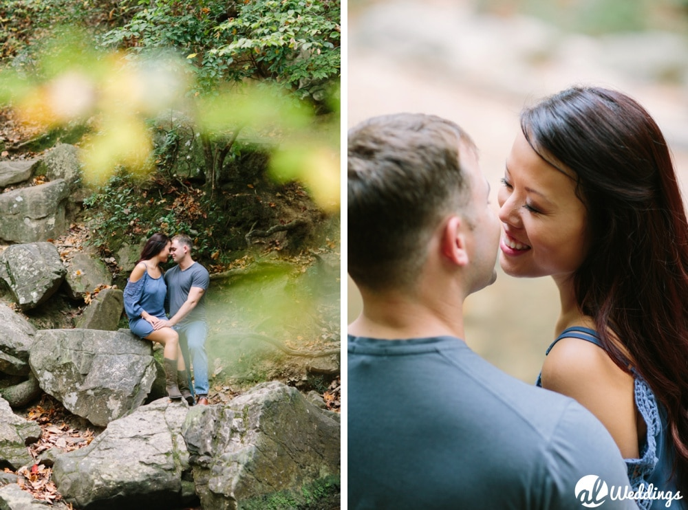 Mabel + Sting Oak Mountain Engagement Session 3
