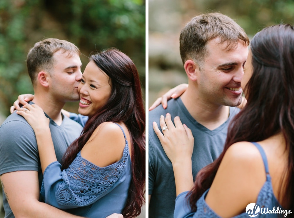 Mabel + Sting Oak Mountain Engagement Session 5