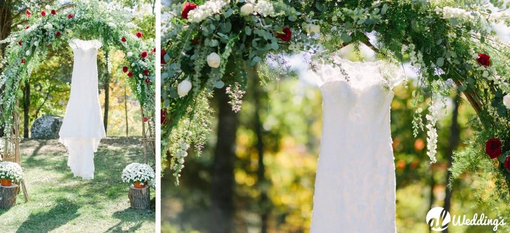 Meg + Dean | Back Yard Wedding | huntsville, Alabama Photographer-1