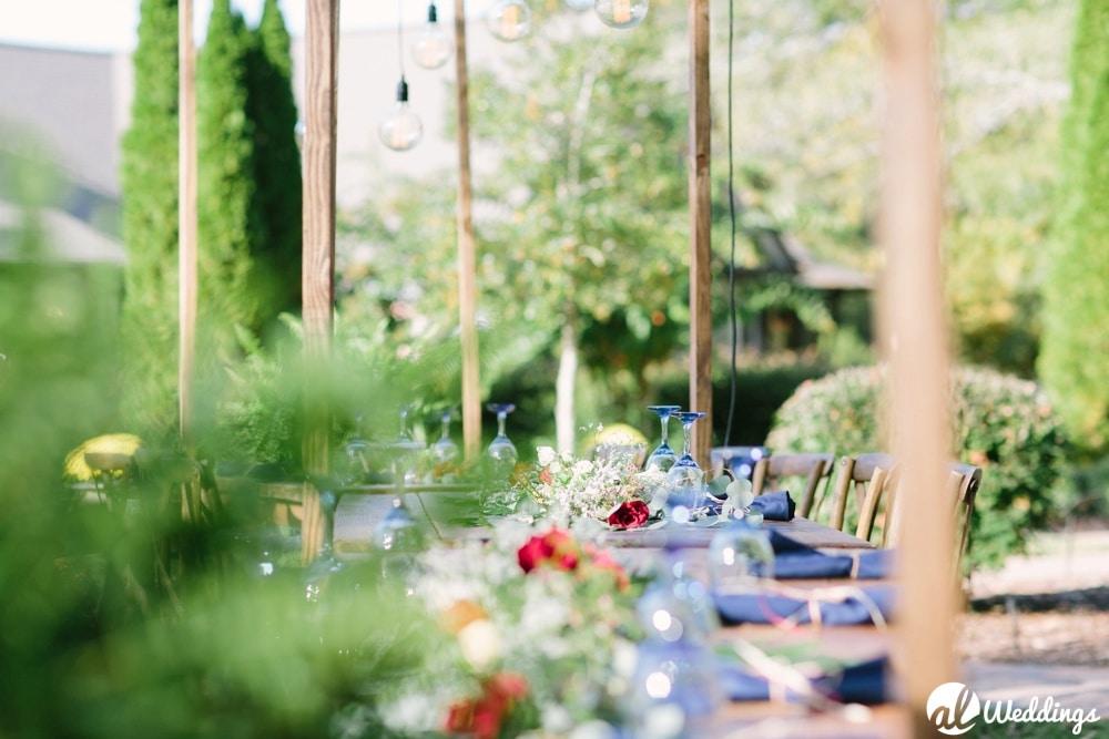 Meg + Dean | Back Yard Wedding | huntsville, Alabama Photographer-103