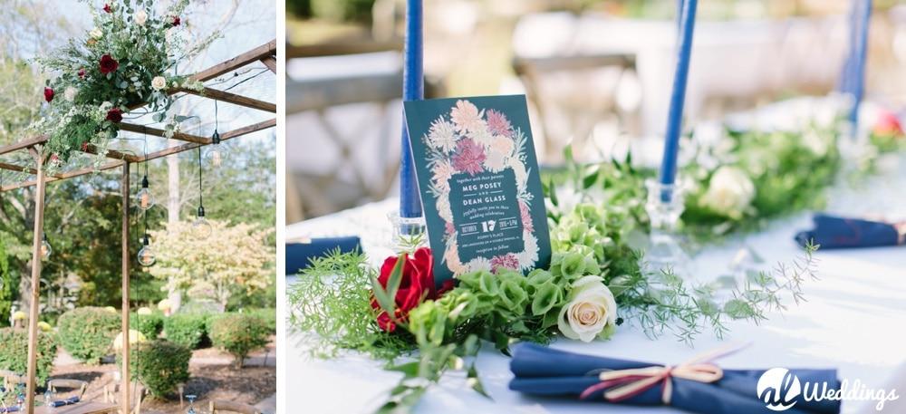 Meg + Dean | Back Yard Wedding | huntsville, Alabama Photographer-118
