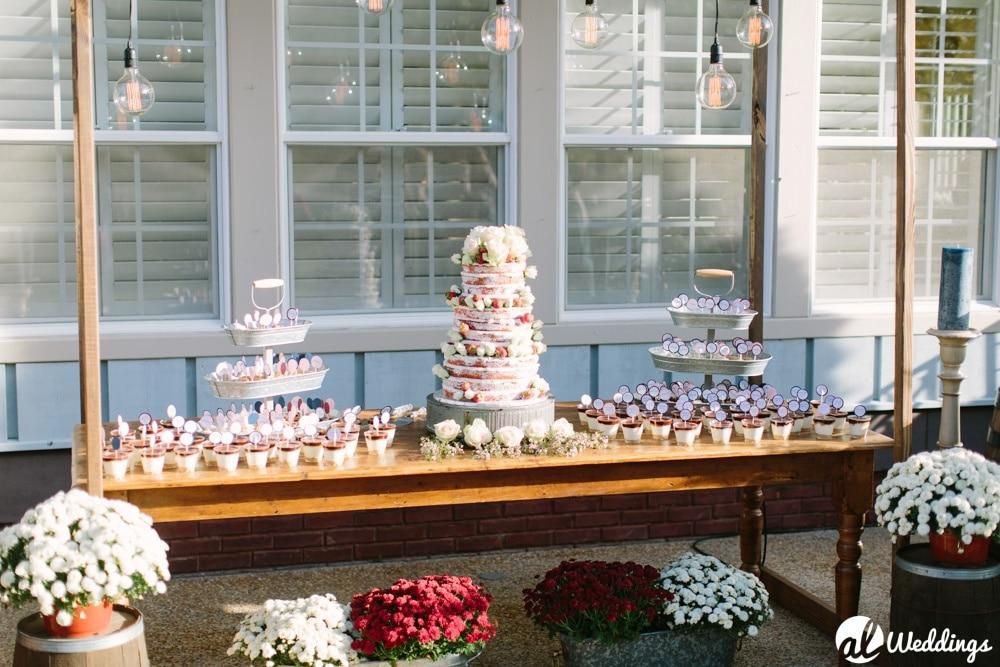 Meg + Dean | Back Yard Wedding | huntsville, Alabama Photographer-133