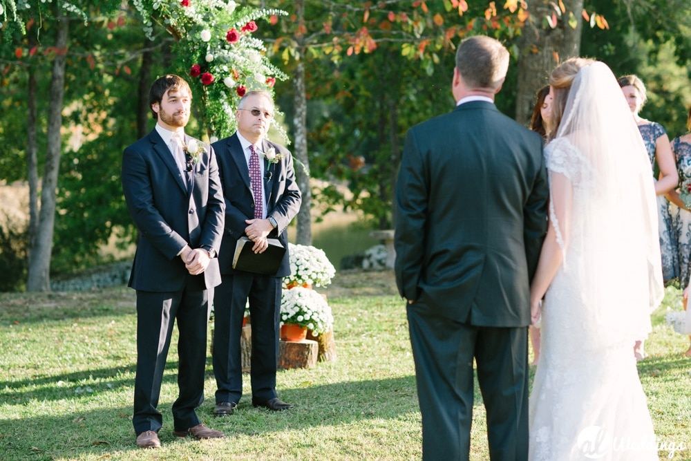 Meg + Dean | Back Yard Wedding | huntsville, Alabama Photographer-143