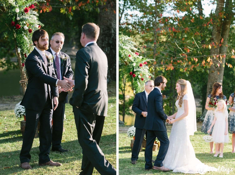 Meg + Dean | Back Yard Wedding | huntsville, Alabama Photographer-144
