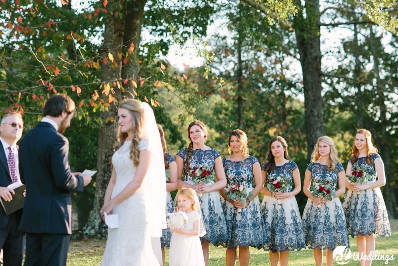 Meg + Dean | Back Yard Wedding | huntsville, Alabama Photographer-150