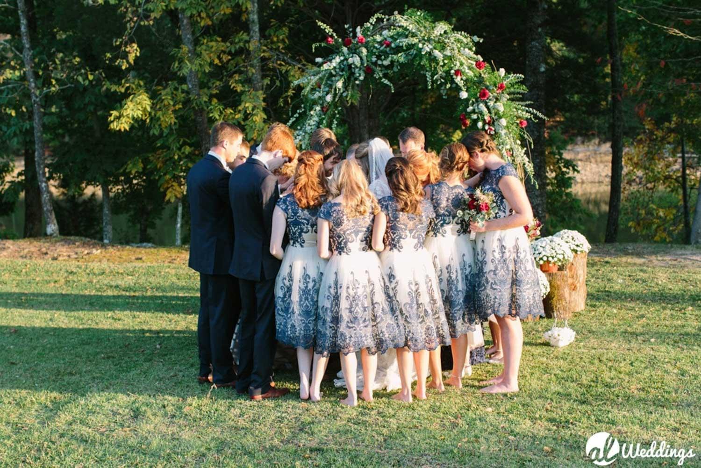 Meg + Dean | Back Yard Wedding | huntsville, Alabama Photographer-152