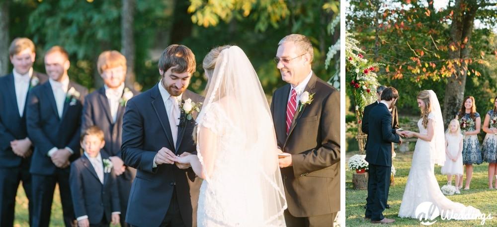 Meg + Dean | Back Yard Wedding | huntsville, Alabama Photographer-153