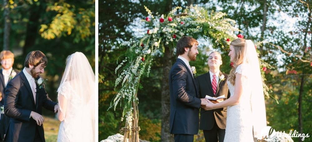 Meg + Dean | Back Yard Wedding | huntsville, Alabama Photographer-155