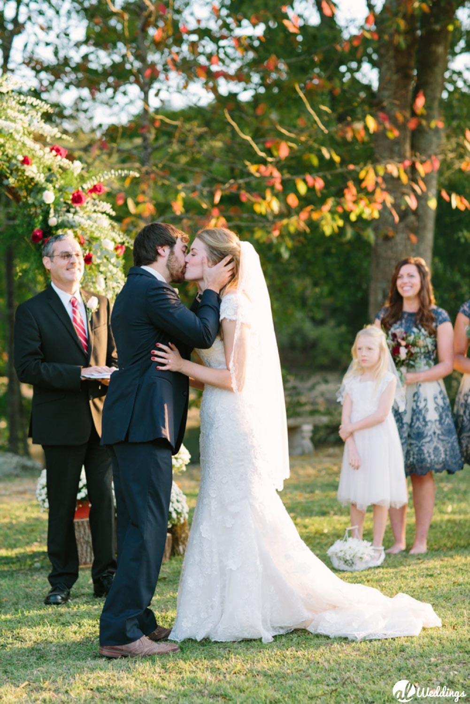 Meg + Dean | Back Yard Wedding | huntsville, Alabama Photographer-157