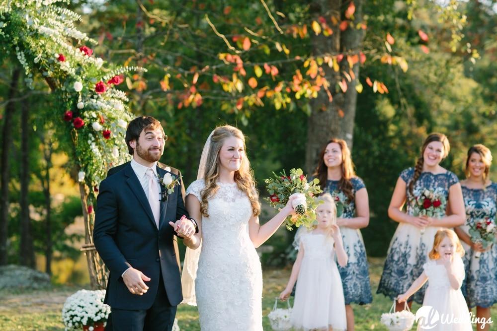 Meg + Dean | Back Yard Wedding | huntsville, Alabama Photographer-158