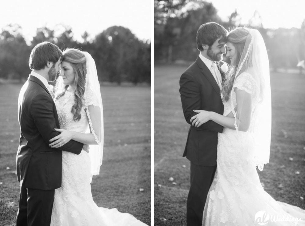 Meg + Dean | Back Yard Wedding | huntsville, Alabama Photographer-160