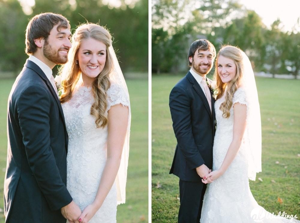 Meg + Dean | Back Yard Wedding | huntsville, Alabama Photographer-166